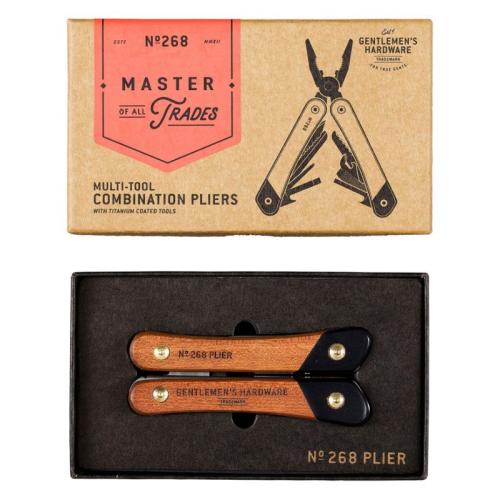 Pinzas multo-herramientas Gentlemen's Hardware
