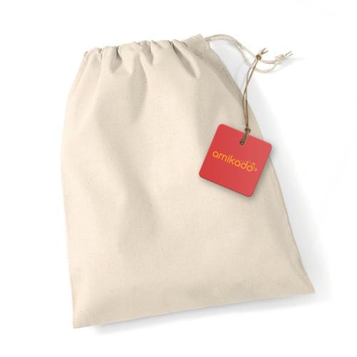Bolsa de regalo en algodón