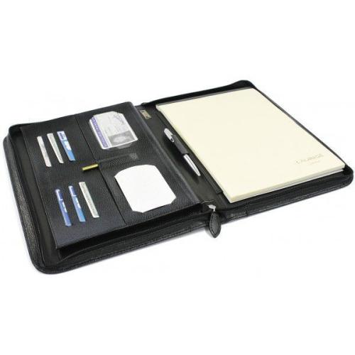 portafolio A4 en cuero personalizado