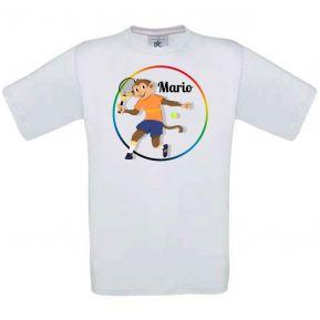 Camiseta personalizada para niños Deportes