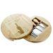 Tabla giratoria de quesos grabada