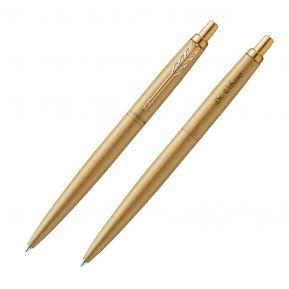 Bolígrafo Parker Jotter dorado personalizado