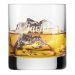 Vaso de whisky personalizado con nombre