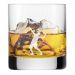 Vaso de whisky personalizado de deportista
