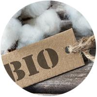 Bolsas de textil bio y reciclables