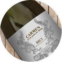 Botellas de champán personalizadas
