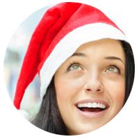 Regalos de Navidad y Reyes personalizados para una mujer