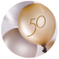 Ideas de regalos de cumpleaños para 50 años