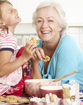 Regalo personalizado para las abuelas