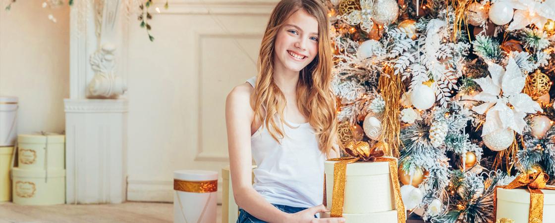 Regalos de Navidad para adolescentes