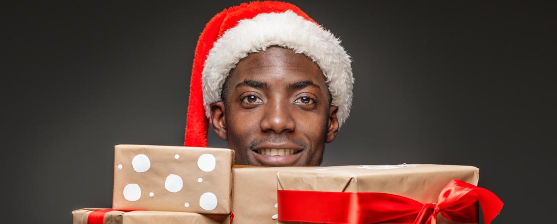 Regalo de Navidad para hombre