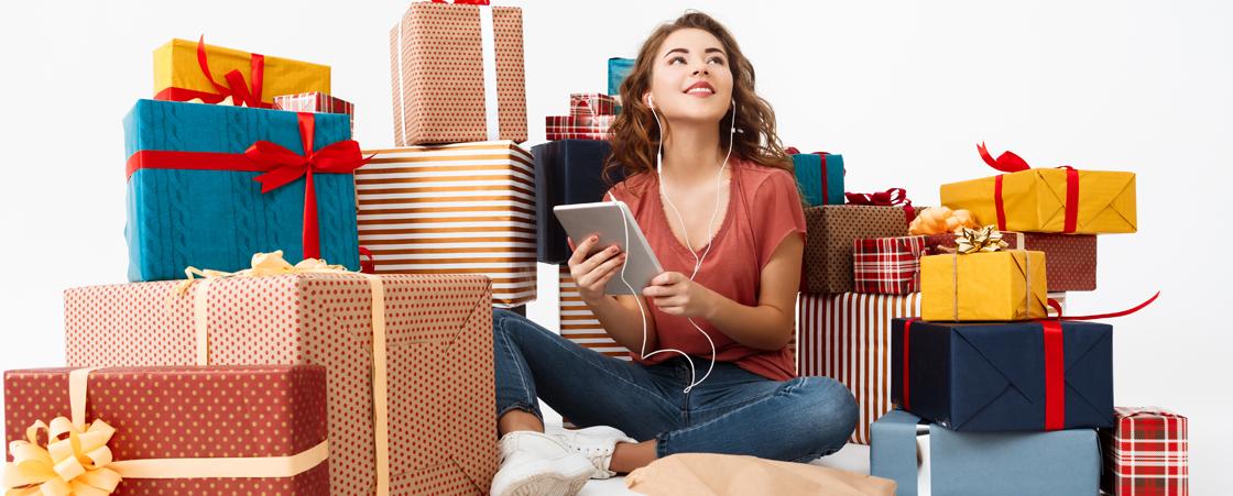 Top 7 de regalos de navidad