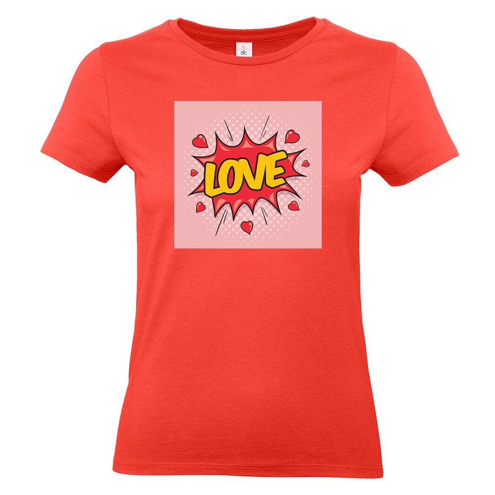 Camiseta mujer personalizada con foto