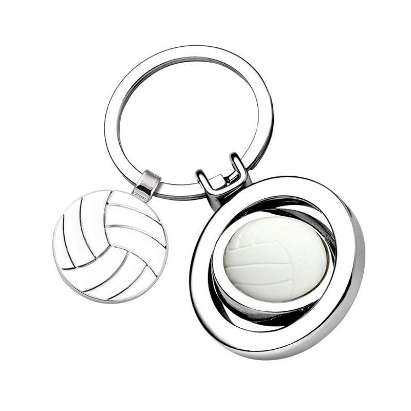 Llavero balón de voleibol personalizado